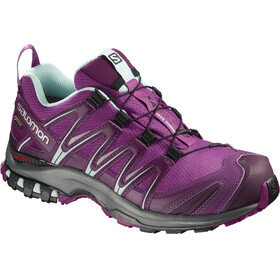 Salomon XA Pro 3D GTX Shoes Women Hollyhock/Dark Purple/Eggshell Blue